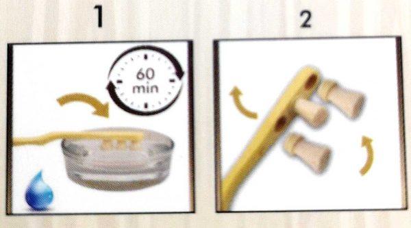 Méthode Brosse à dents rechargeable
