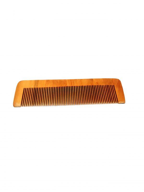 Un peigne fin en bois