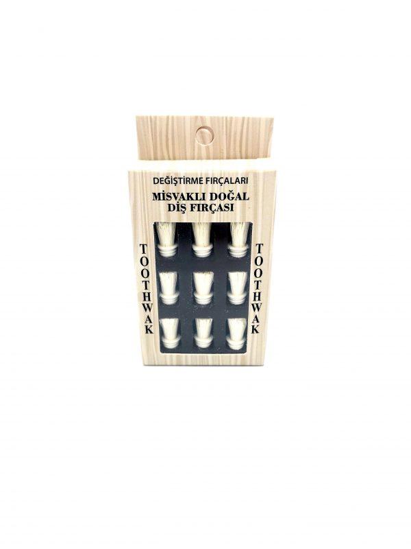 Boite de Brosse à dents rechargeable